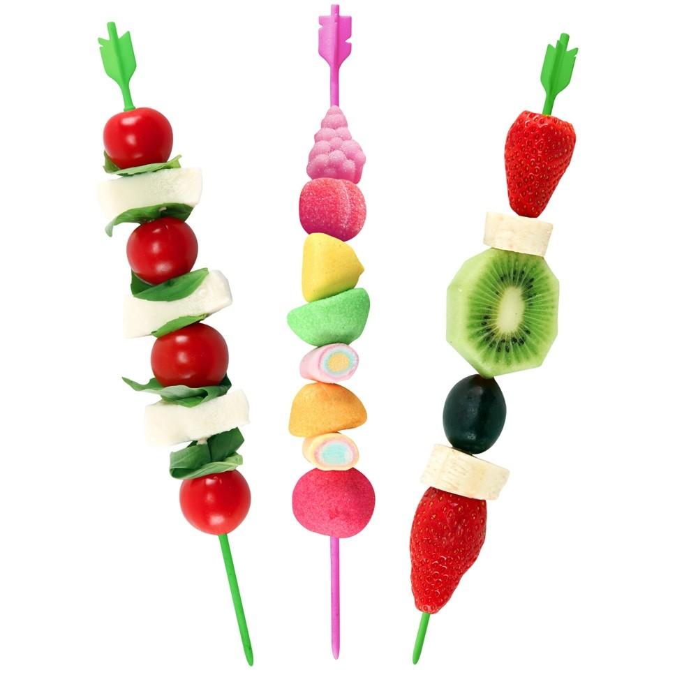 Brochette fruit apero fashion designs - Pic a brochette ...
