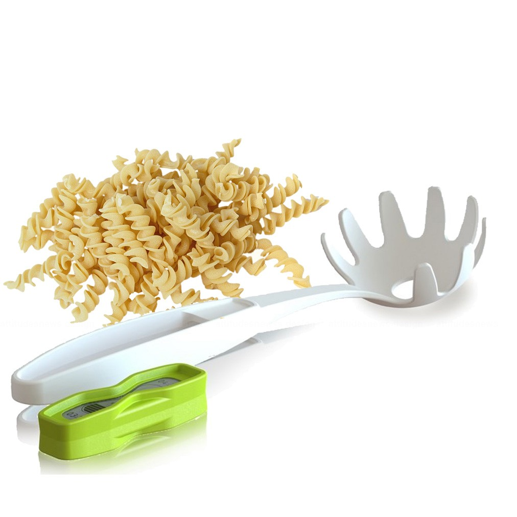 cuillere a spaghetti minuteur vacuvin tools vinetcuisine