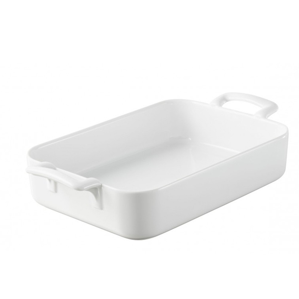 Plat à four rectangle porcelaine 2.5L Revol Vin et Cuisine